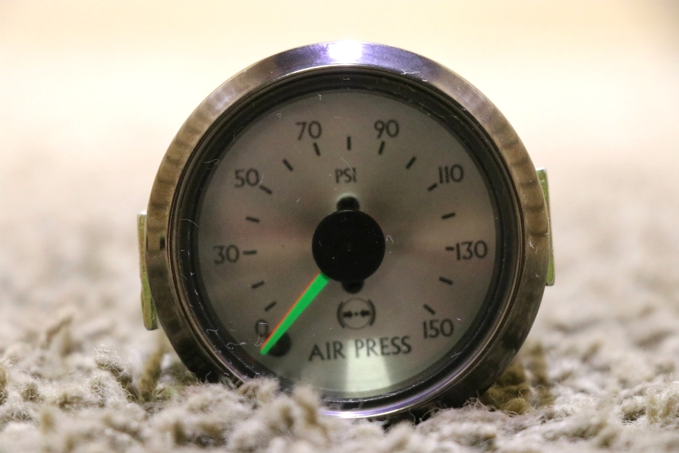 USED AIR PRESSURE 945479 RV DASH GAUGE MOTORHOME PARTS FOR SALE RV Components