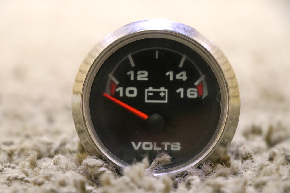 USED VOLTS 946096 MOTORHOME DASH GAUGE RV PARTS FOR SALE RV Components