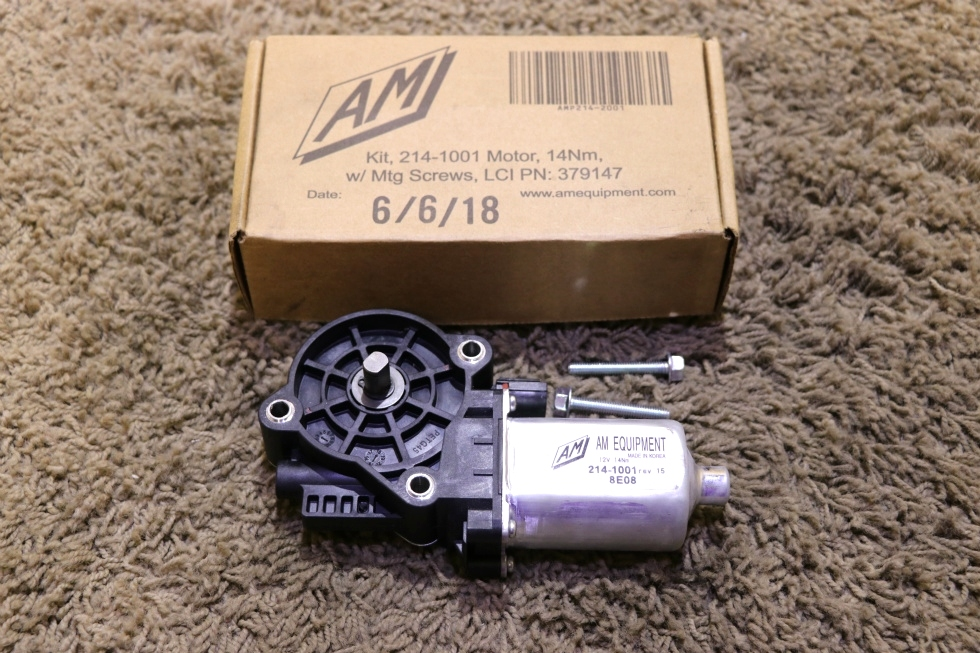 NEW MOTORHOME 379147 LIPPERT COMPONENTS INC STEP MOTOR RV PARTS FOR SALE RV Components