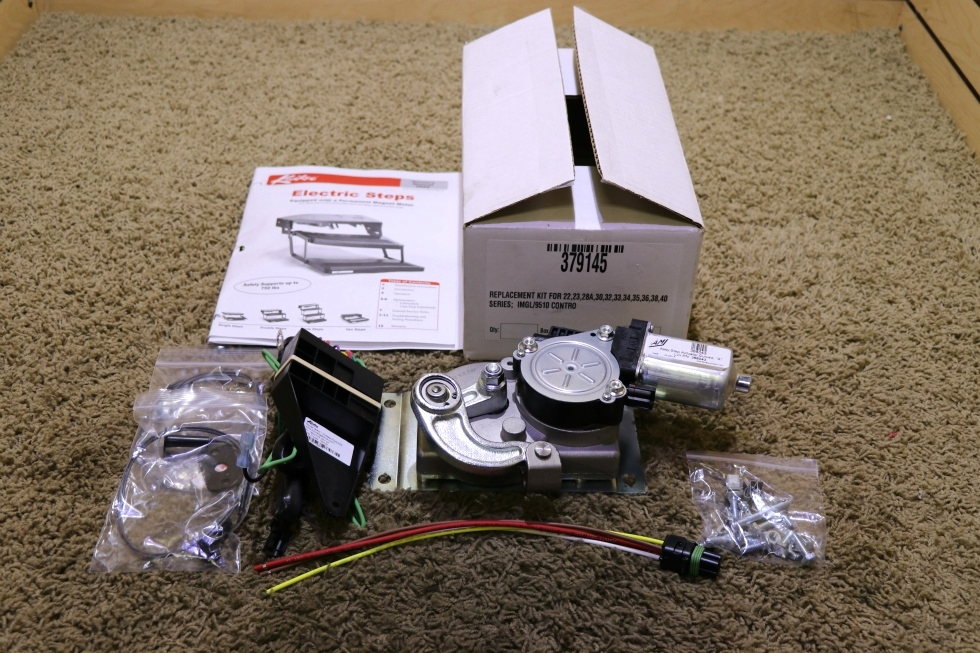 LIPPERT COMPONENTS 379145 MOTORHOME ENTRY STEP MOTOR REPLACEMENT KIT RV PARTS FOR SALE RV Components