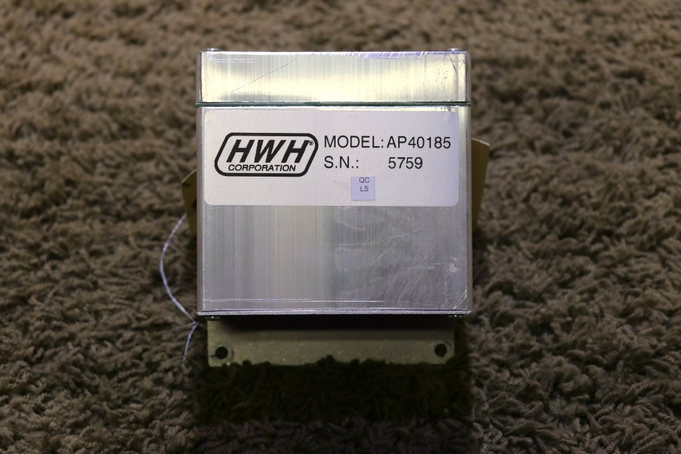 RV Components USED MOTORHOME AP40185 HWH LEVELING CONTROL