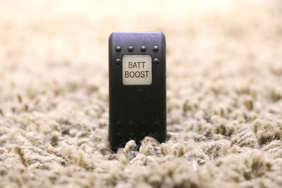 USED BATT BOOST MOTORHOME DASH SWITCH FOR SALE RV Components