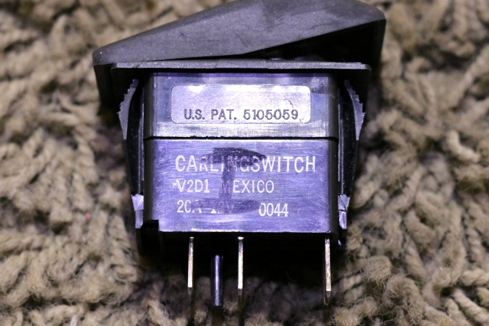 USED RV BATTERY DASH SWITCH MOTORHOME PARTS FOR SALE RV Components