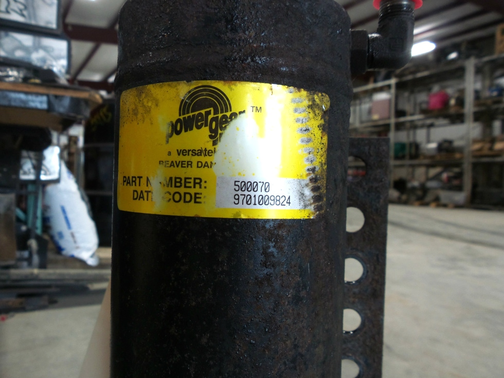 USED POWER GEAR LEVELING JACK 500070 FOR SALE  RV Components