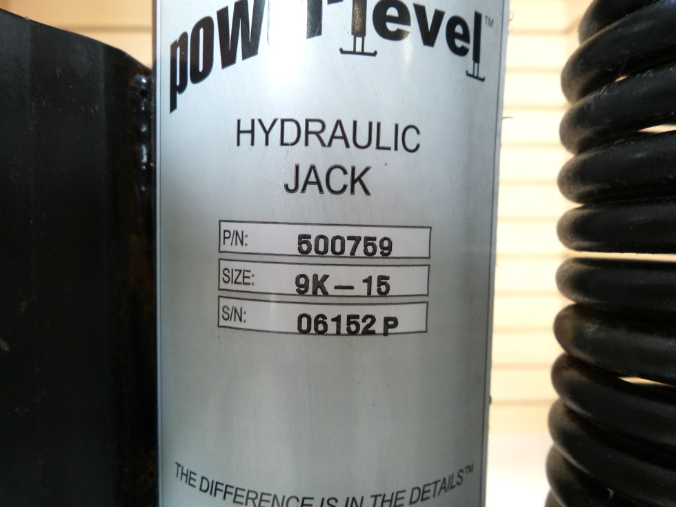 POWER GEAR JACK 500759 FOR SALE NEW OLD STOCK RV Components