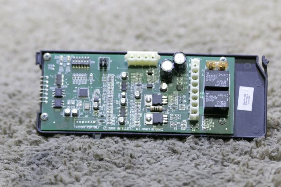 USED SMART EMS BY INTELLITEC 00-00911-000 BOARD RV PARTS FOR SALE RV Components