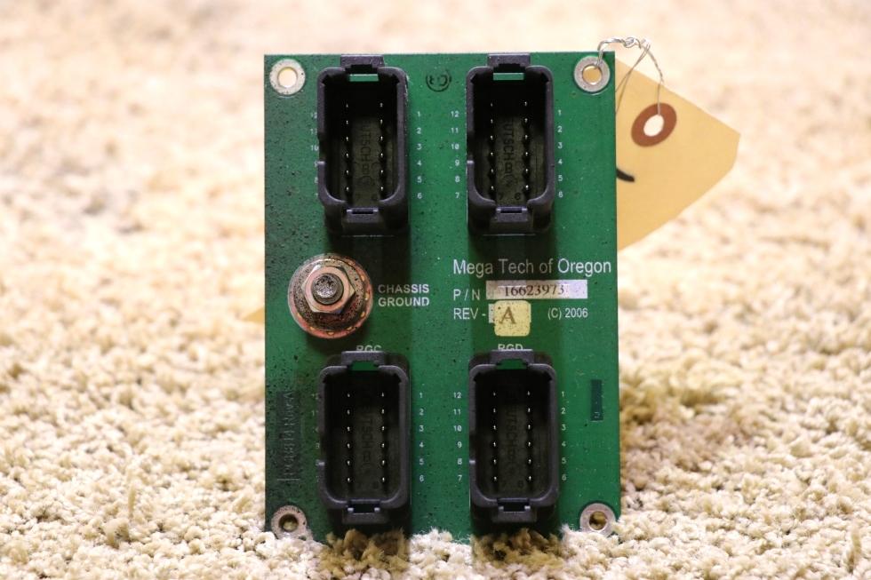 USED RV 16623973 MEGA TECH OF OREGON DIST PCB BOARD FOR SALE RV Components