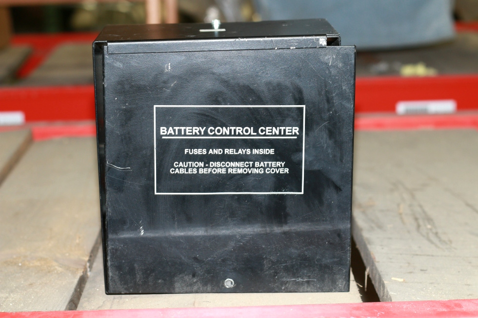 NEW RV/MOTORHOME BATTERY CONTROL CENTER PN: 00-00769-100  **OUT OF STOCK** RV Components