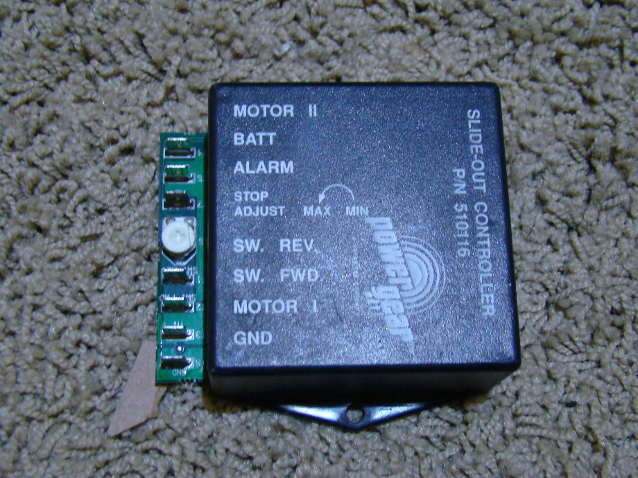 Used Power Gear 510116 Slide out controller RV Components