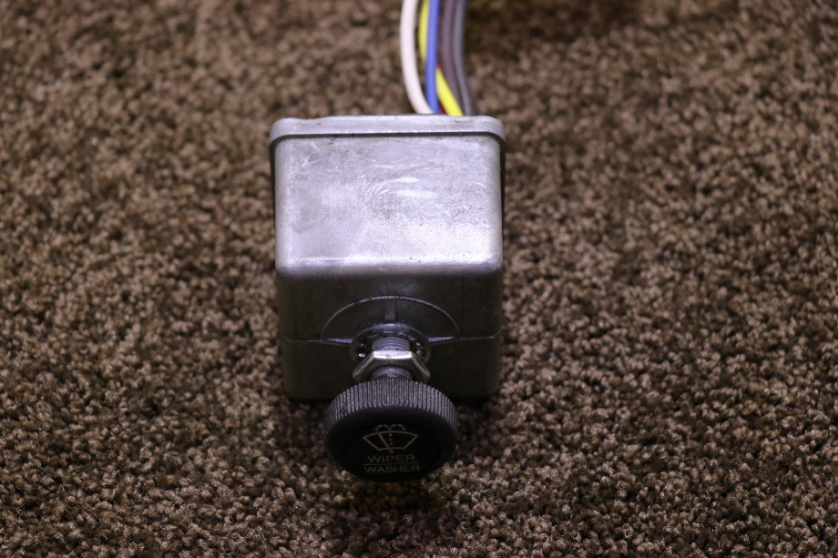USED RV WIPER WASHER DASH SWITCH FOR SALE RV Components