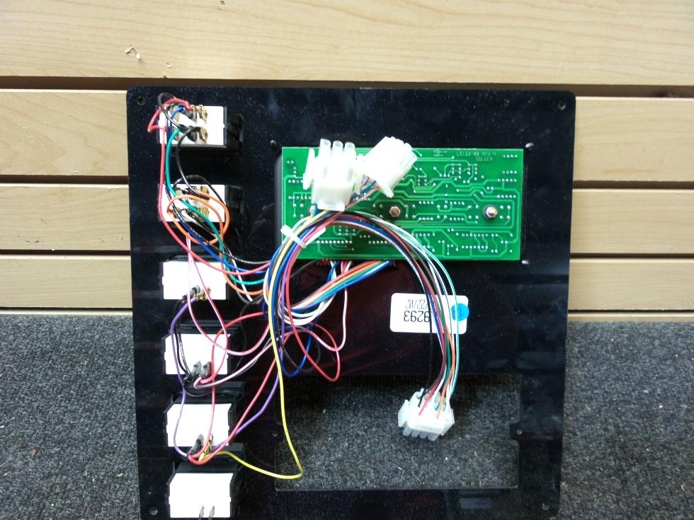 VENTLINE TANK INDICATOR SWITCH BOARD PN: L9293 RV Components
