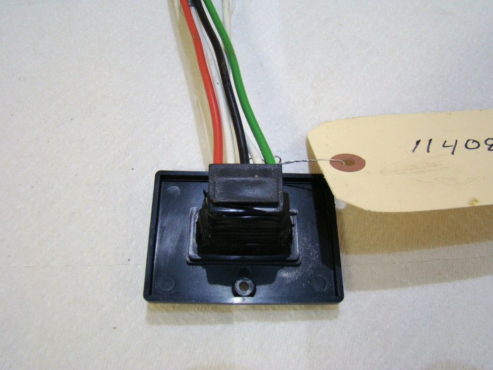 USED RBW INDUSTRIES STEP IN/OUT SWITCH PANEL RV Components