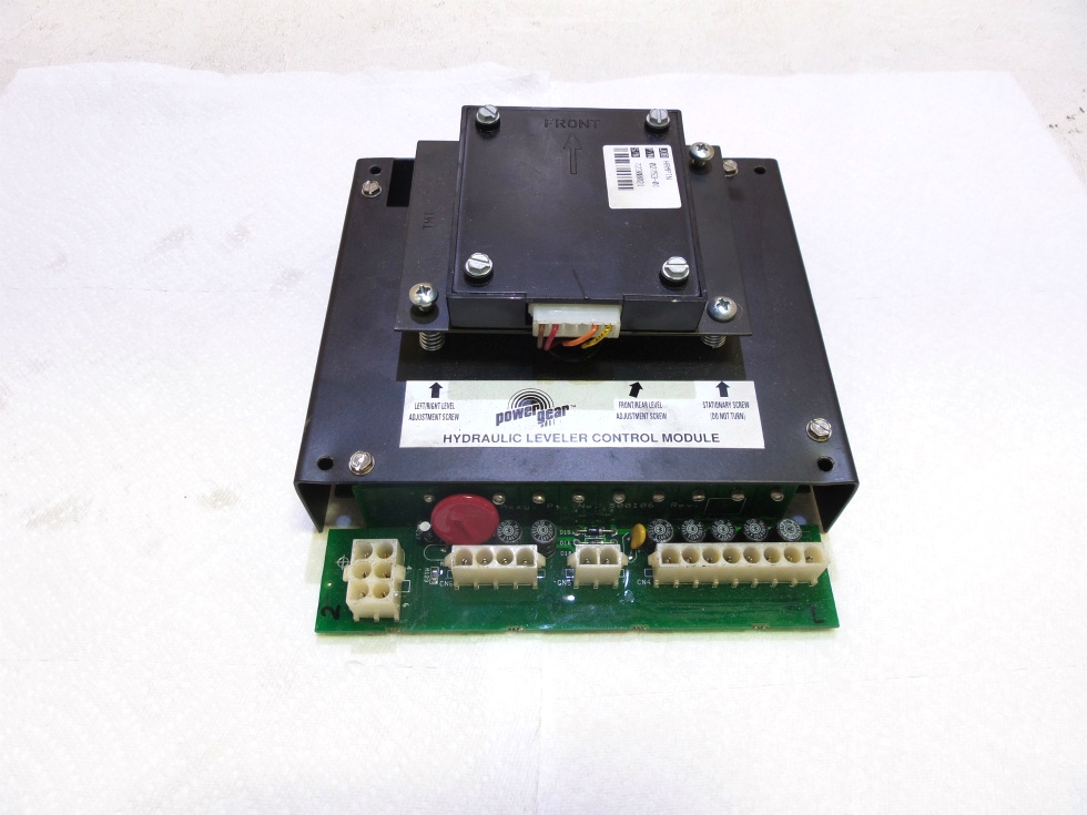 USED POWER GEAR SEMI AUTO LEVELING CONTROLLER P/N 500106 FOR SALE RV Components