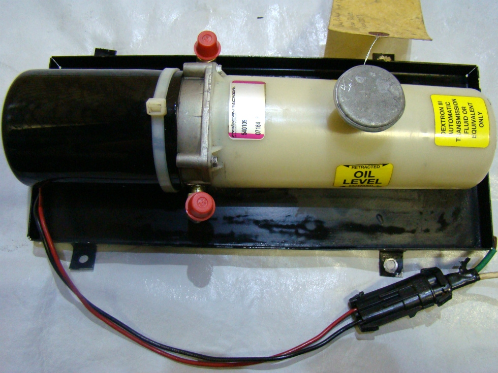 USED POWER PACK GENERATOR SLIDE PUMP FOR SALE RV Components