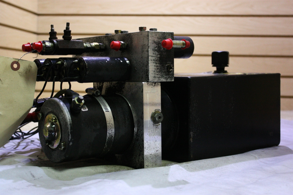 USED HWH HYDRAULIC PUMP P/N AP29281 FOR SALE RV Components