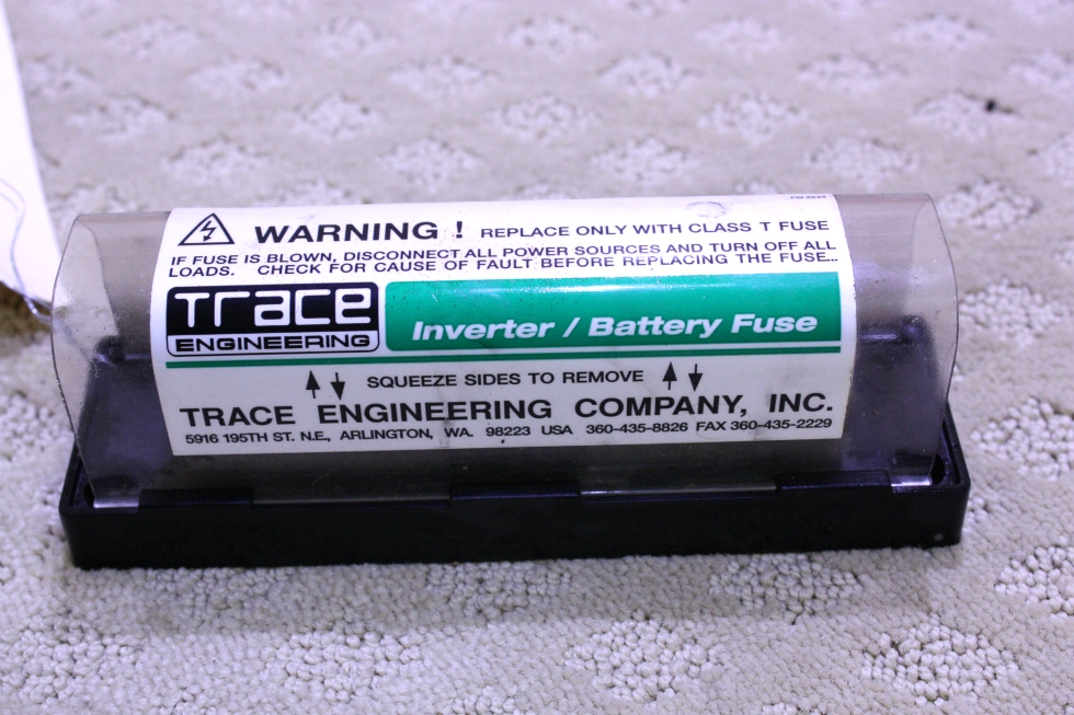 USED INVERTER BATTERY FUSE RV Components