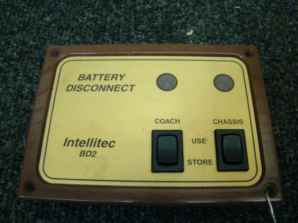 BATTERY DISCONNECT SWITCH INTELLITEC BD2 PRICE$62.00  RV Components