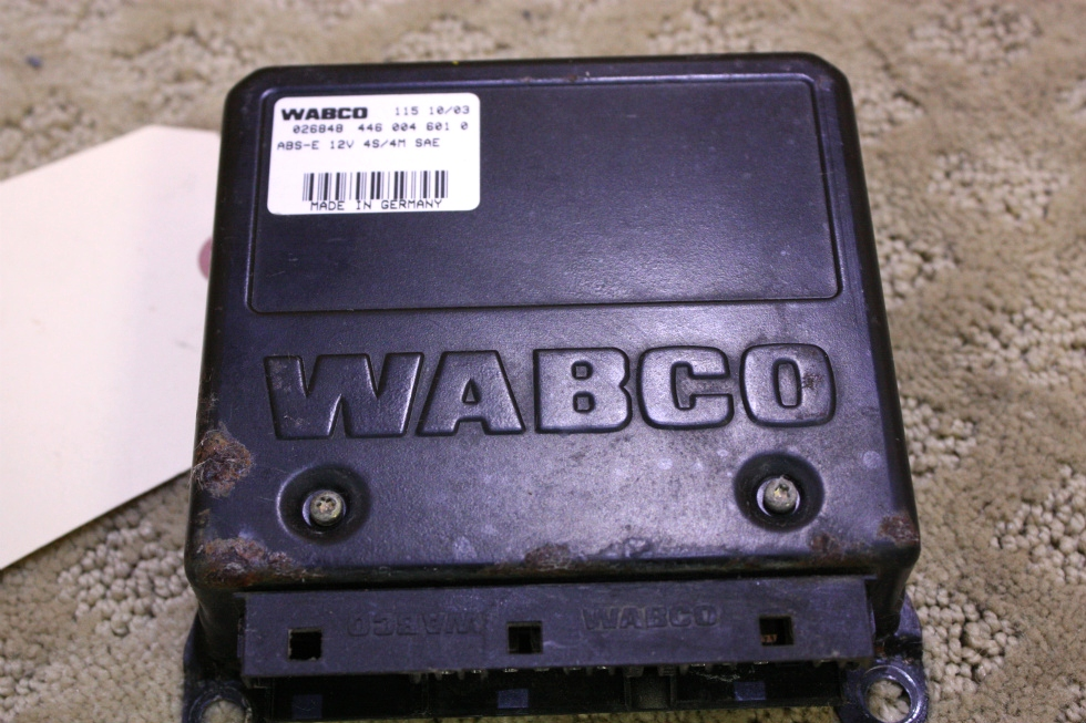 USED 2005 WABCO ABS CONTROL BOARD 4460046010 FOR SALE RV Components