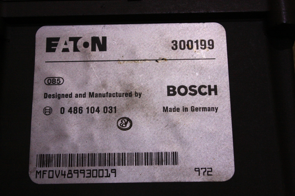 USED 1999 EATON BOSCH ABS CONTROL BOARD 300199 FOR SALE RV Components