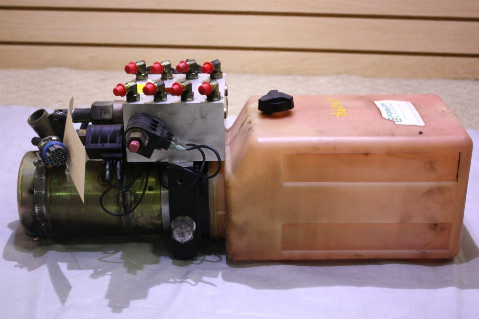 USED EQUALIZER HYDRAULIC PUMP FOR SALE RV Components