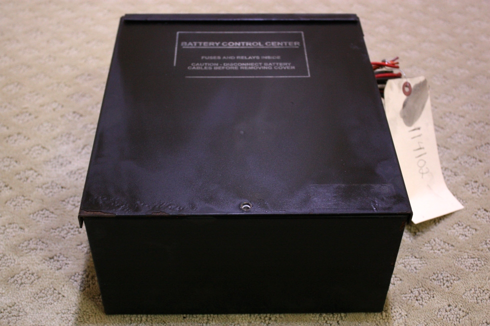 USED BATTERY CONTROL CENTER FOR SALE RV Components