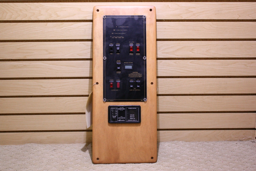 Rv Electrical System Monitor : Rv components used monitor system panel for sale tank