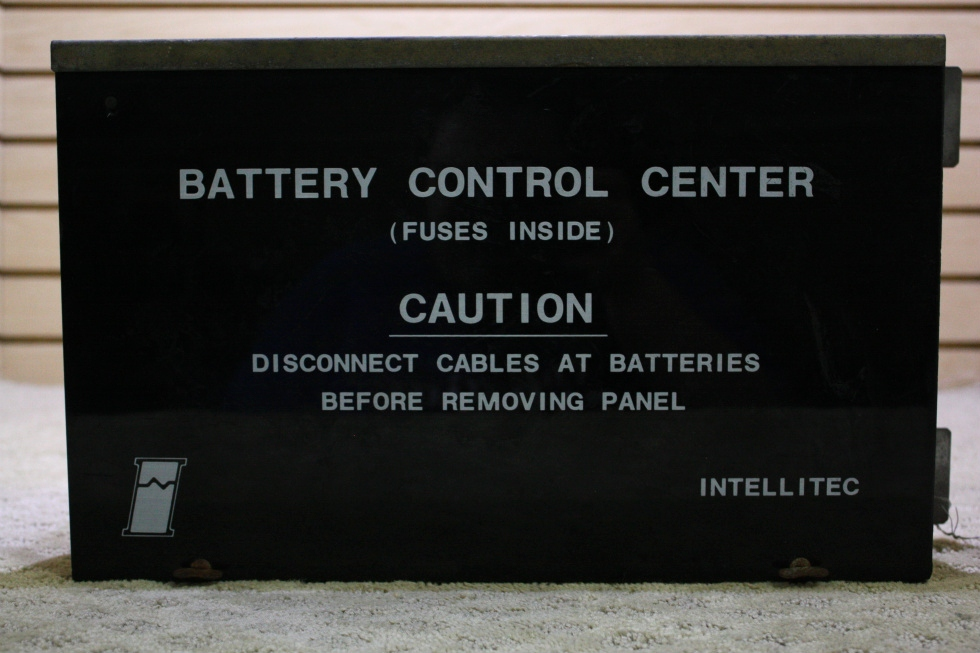 USED INTELLITEC BATTERY CONTROL CENTER 00-00287-001 FOR SALE RV Components