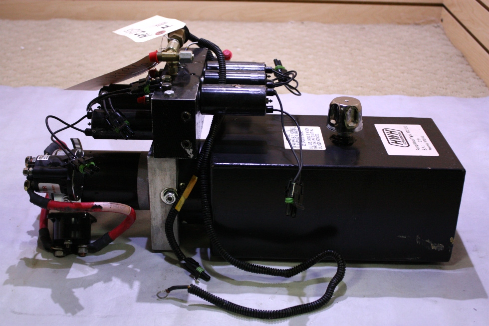 USED HWH HYDRAULIC PUMP AP21255 FOR SALE  **OUT OF STOCK** RV Components