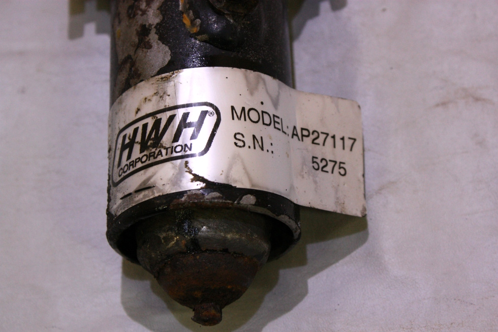 USED HWH LEVELING JACK CYLINDER AP27117 FOR SALE RV Components