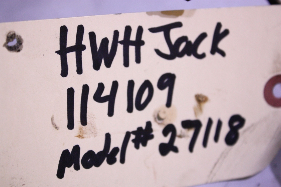 USED HWH LEVELING JACK CYLINDER AP27118 FOR SALE  **OUT OF STOCK** RV Components