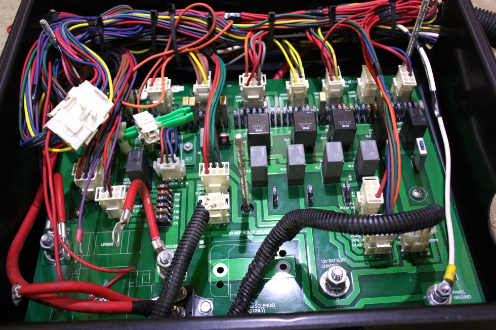 USED MONACO BATTERY CONTROL CENTER (BCC) 16620962 FOR SALE RV Components
