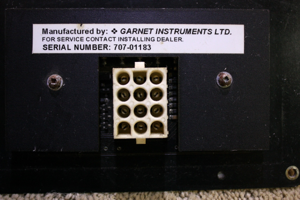 USED SEELEVEL / TANK INDICATOR FOR SALE RV Components