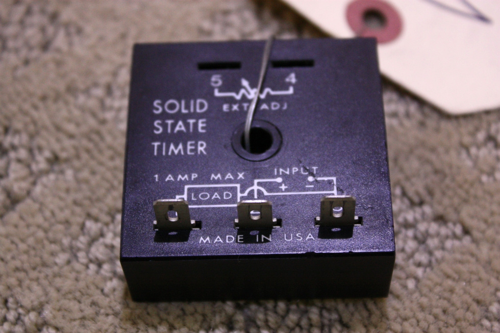 USED SOLID STATE TIMER TS61120P FOR SALE RV Components