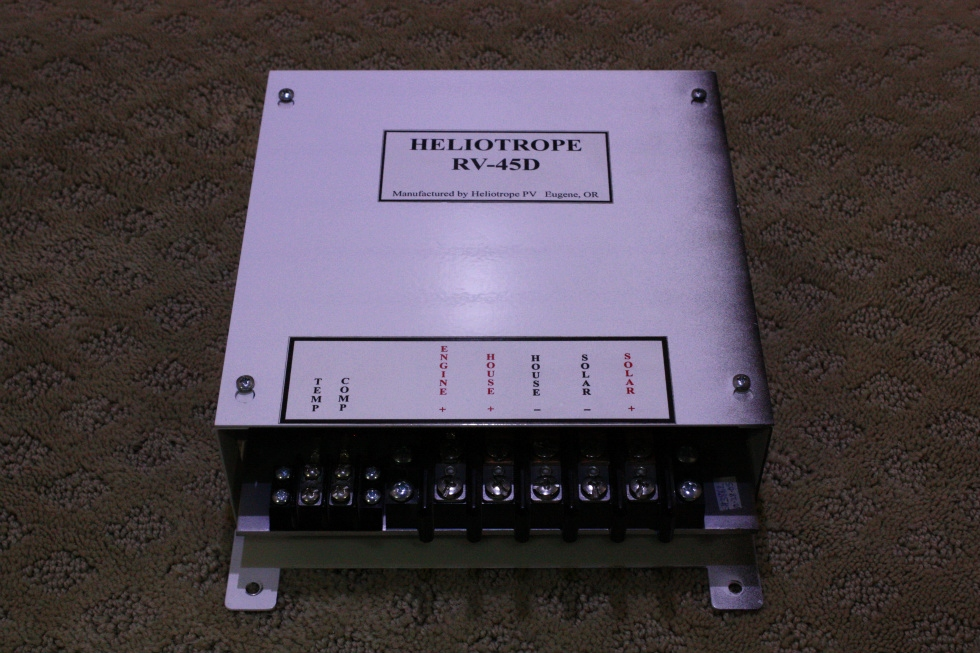 USED HELIOTROPE RV-45D FOR SALE RV Components