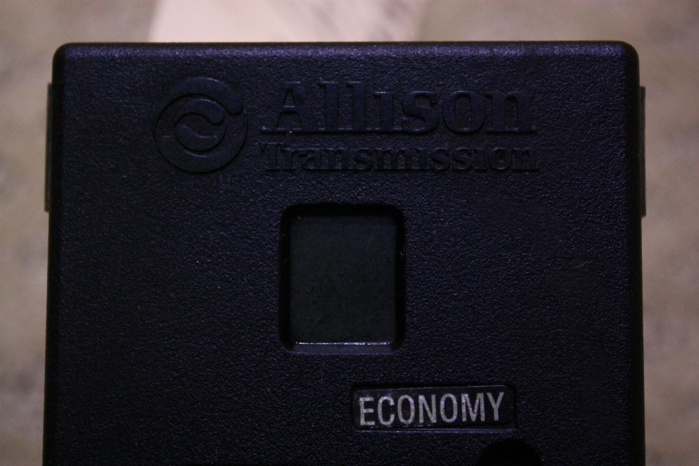 USED ALLISON SHIFT SELECTOR TOUCH PAD 29538022 FOR SALE RV Components