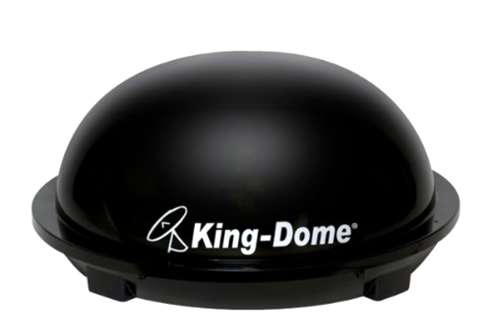 NEW KING CONTROLS KD-3000B KING DOME IN-MOTION SATELLITE SYSTEM RV Accessories