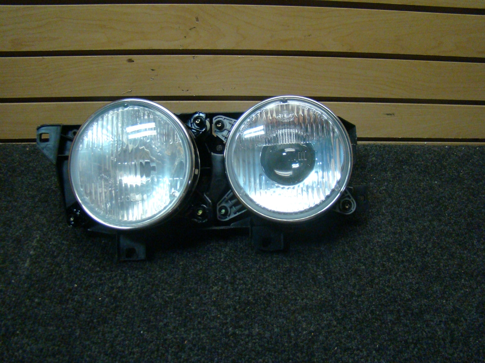 USED RV/MOTORHOME HELLA REPLACEMENT HEADLIGHT FOR PASSANGER SIDE  RV Accessories