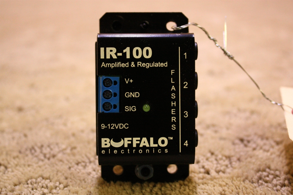 USED BUFFALO ELECTRONICS IR-100 CONNECTING BLOCK FOR SALE RV Accessories