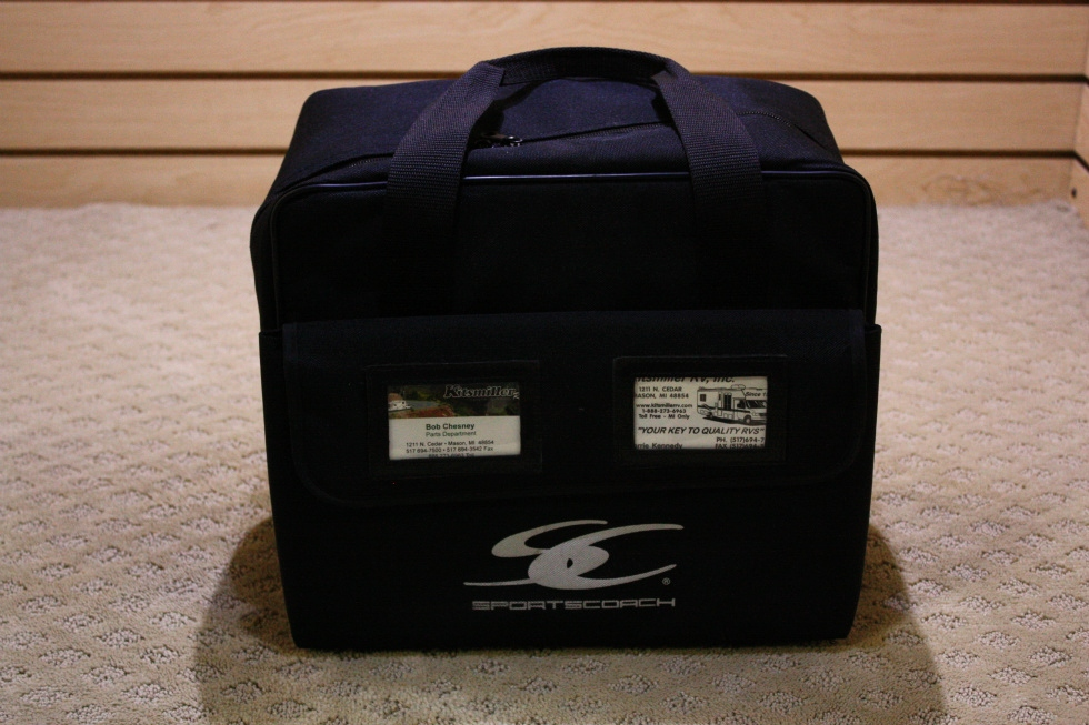 USED 2005 SPORTSCOACH OWNERS MANUAL FOR SALE RV Accessories