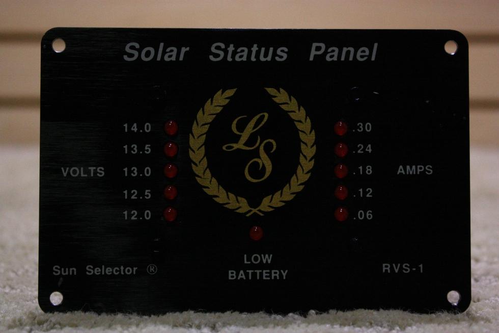 SOLAR STATUS PANEL RVS-1 FOR SALE RV Accessories