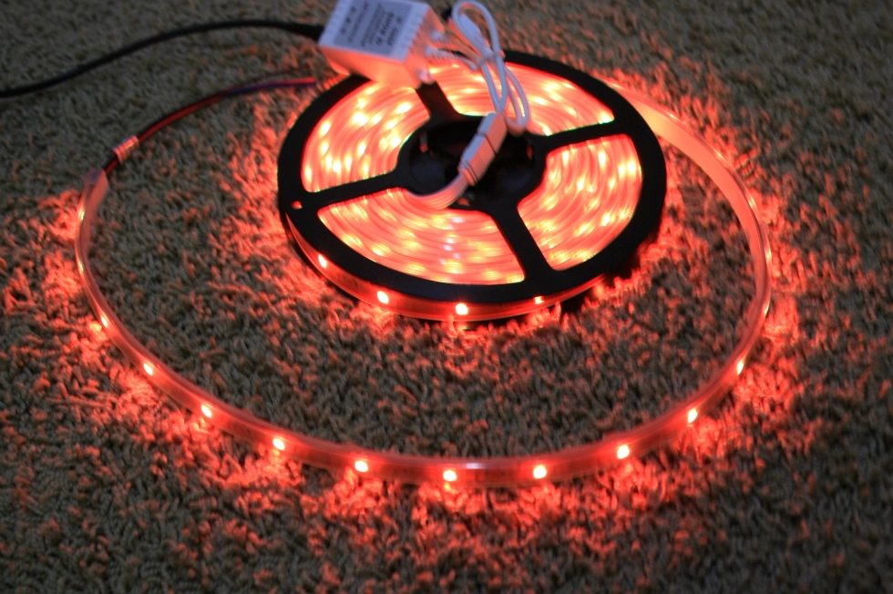 NEW LED FLEXIBLE STRIP 2038RGB-KIT FOR SALE RV Accessories