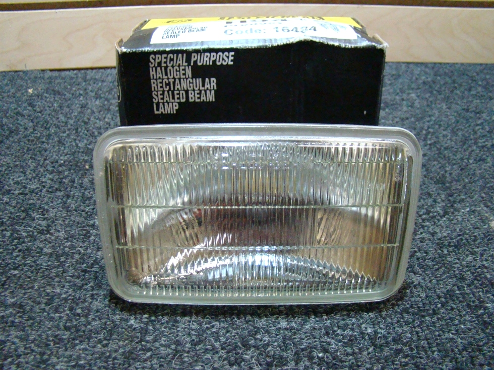 NEW OLD STOCK RV/MOTORHOME GE HALOGEN SEALED BEAM LAMP (IN BOX) RV Accessories