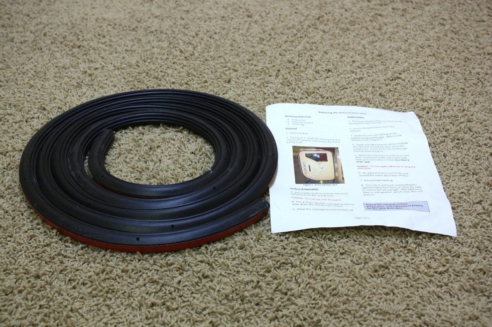 RV/MOTORHOME SLIDE OUT SEAL / DOOR SEAL FOR SALE RV Accessories