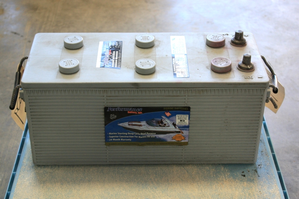 USED PERFORMANCE BATTERY B3 FOR SALE RV Accessories