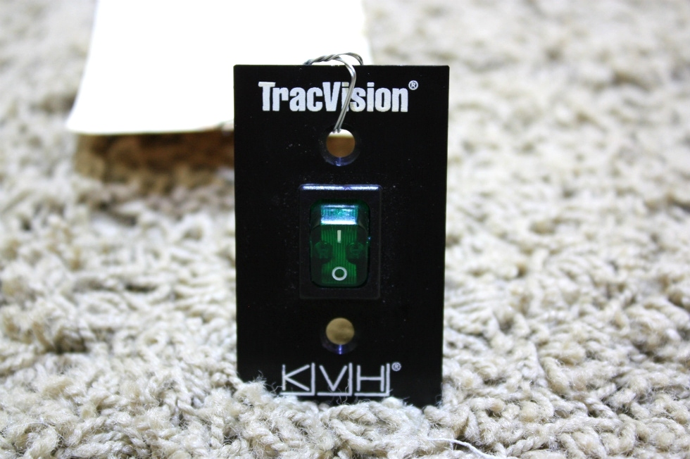USED MOTORHOME TRACVISION KVH SWITCH RV PARTS FOR SALE RV Accessories