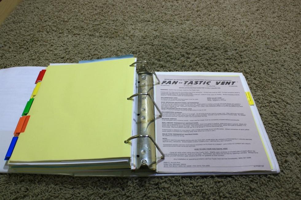 Holiday rambler manual