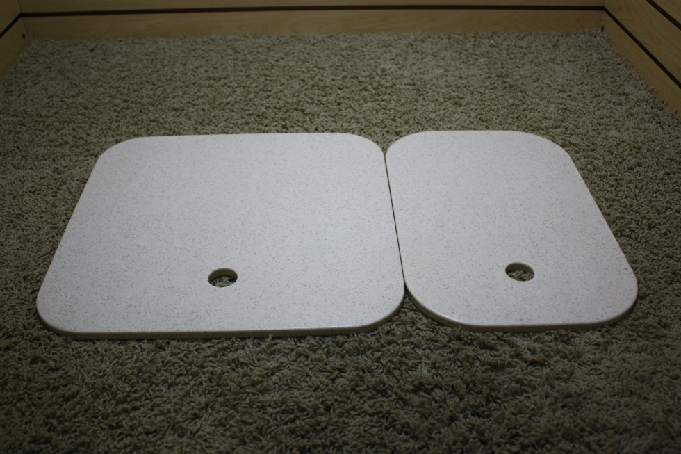 USED MOTORHOME KITCHEN COUNTERTOP INSERT SINK COVER SET FOR SALE RV Accessories