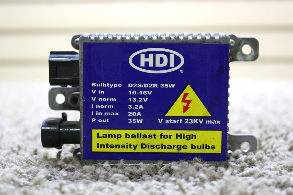 USED HDI D2S/D2R 35 MODULE RV PARTS FOR SALE RV Accessories
