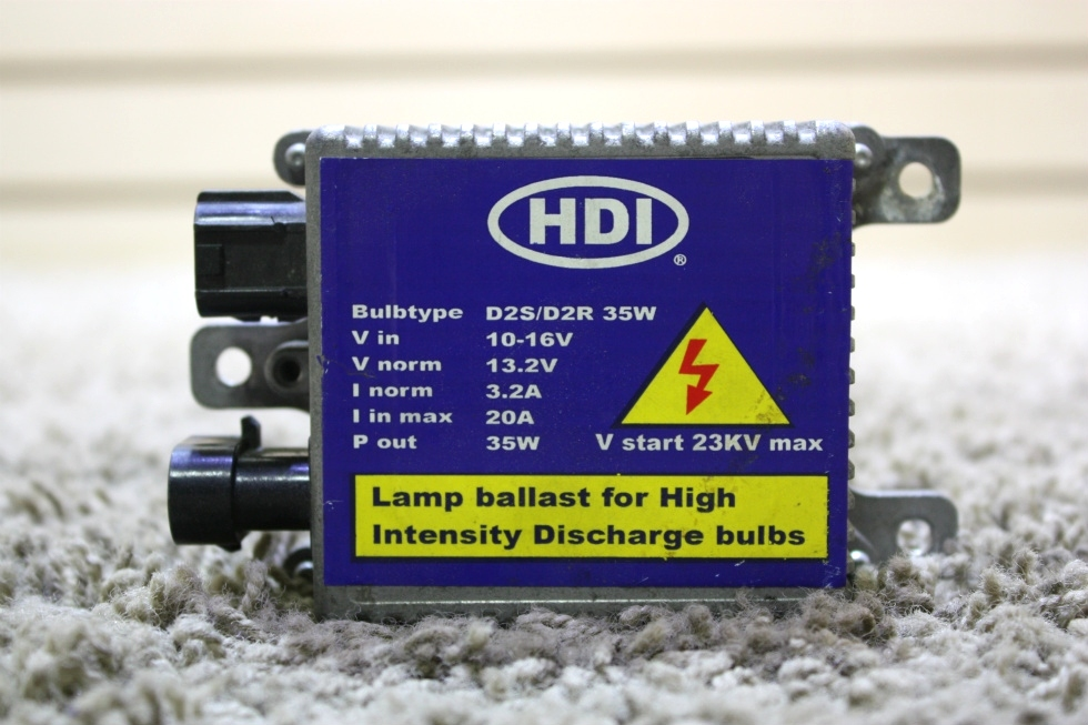 USED RV HDI LAMP BALLAST FOR HIGH INTENSITY DISCHARGE BULBS FOR SALE RV Accessories
