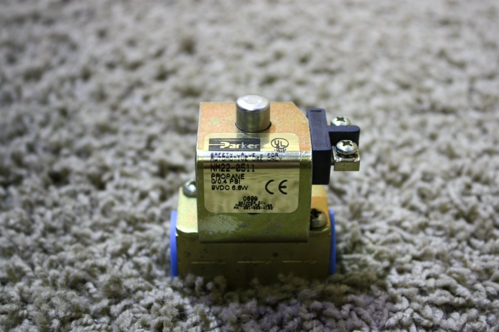 PARKER NM22-0511 PROPANE SHUT OFF VALVE RV PARTS FOR SALE RV Accessories